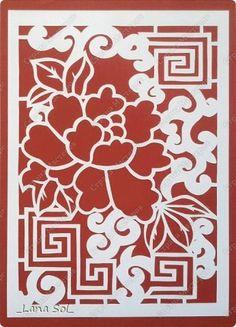Fleur de chine .