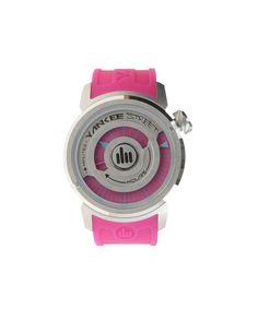 ab48188405b Relógio Yankee Street Feminino Analógico YS38196H - Rosa - cea Comprar  Roupas Femininas