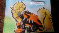 DAY 1 -- 30 days drawing challenge - Pokémon © Ariadna  http://artallerbizarro.blogspot.com.es/2015/09/day-1-30-days-drawing-challenge-pokemon.html