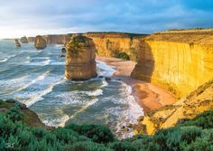 15 Breathtaking Views of the World That Will Make You Dizzy with Wonder The Twelve Apostles, Australia