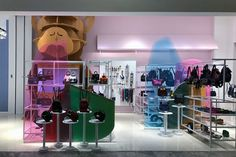 ISCOV pop-up store by GLADC studio, ChengDu – China » Retail Design Blog