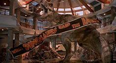 Jurassic Park Ending.