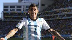 El relator argentino que quebró en llanto con el gol de Di María