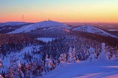 Ruka en Finlande