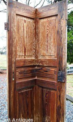 Corner Door Cabinet