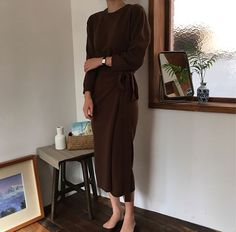 pinterest: ❤︎caitlynslilac❤︎ Minimal Fashion, Work Fashion, Modest Fashion, Hijab Fashion, Korean Fashion, Fashion Design, Women's Fashion, Summer Minimalist, Minimalist Outfits