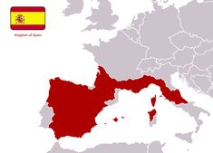 Kingdom of Spain by AY-Deezy on DeviantArt Alternate Worlds, Alternate History, Different Flags, Fallen Empire, The Borgias, Iberian Peninsula, Fantasy Map, Historical Maps, Fantasy Setting