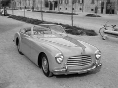 1949 FERRARI 166 INTER - coachwork by Stabilimenti Industriali Giovanni Farina SpA of Turin.