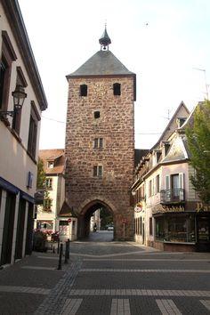 Molsheim in Alsace