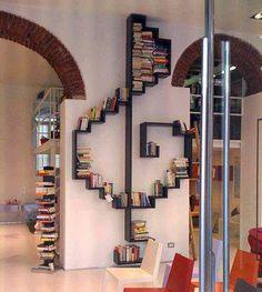 Almacenar y exponer libros