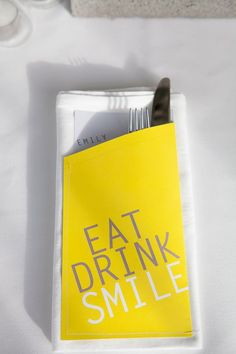 The Style Co.  Cutlery pocket