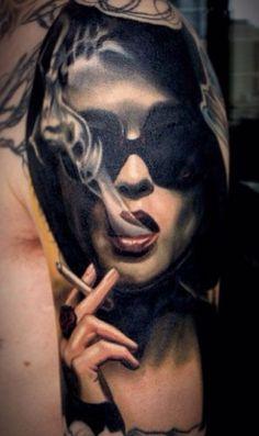 Tattoo by Nikko Hurtado   Tattoo No. 8564