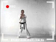 Tensho - kata kyokushin karate (+плейлист)