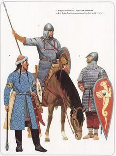 Italo norman mercenary