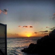 @sanj3pazs photo: only in HI #sunset #hawaii #kakaako #808 #808skyporn