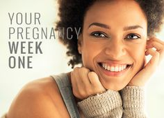 Although your pregnancy is dated from the first day of your last menstrual cycle, conception doesn't usually take place until around two weeks later.  - See more at: http://www.emmasdiary.co.uk/pregnancy-and-birth/pregnancy/pregnancy-week-by-week/pregnancy-week-1#sthash.oRjDZ1ZF.dpuf