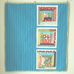 cute baby boy quilt from cluck cluck sew