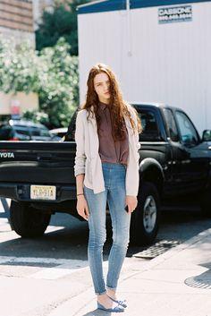 Vanessa Jackman: New York Fashion Week SS 2013