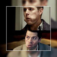 Cass Like Dean
