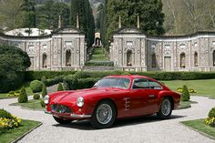 Maserati A6G 2000 Zagato Coupe - Chassis: 2121 - 2006 Concorso d'Eleganza Villa d'Este