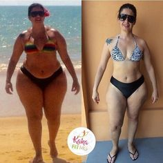 Meet @kakafitmg: My name is Karyna Brazil 42 years old I had damaged both knees subject prosthesis in 6 months if i did not maintain a healthy lifestyle. 19:01:16 at 104kg I began nutritional education and physical activity as bariatric would not like to do because the medical agenda of the health plan. Now 28 kilos less and not satisfied yet I continue to fight knowing that this battle is eternal against obesity disease. Credit photo: @kakafitmg BE STRONG LIVE LONG - Follow Link on my Bio…