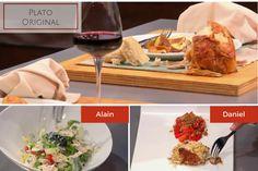Masterchef - duelo por un Lumami Master Chef, Meat, Chicken, The Originals, Blog, Chicken Leftovers, Dishes, Food, Cubs