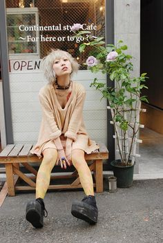 Street Snaps, Japanese Fashion and Korean Fashion ^^