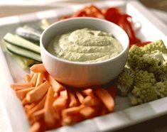 Avokadodippi vihanneksille | Rajamäen