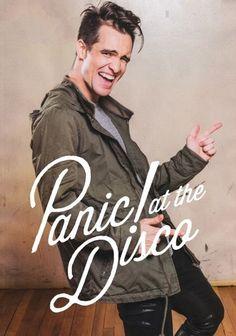 BRENDON URIE Panic! At The Disco PHOTO Print POSTERToo Weird to Live Shirt 002 in Music, Music Memorabilia, Rock   eBay