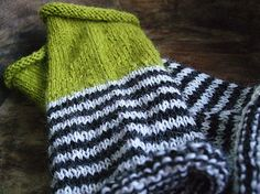 Love mittens  fingerless  handknitted by VickeVira