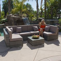 Item specifics     Condition:        New: A brand-new, unused, unopened, undamaged item in its original packaging (where packaging is    ... - #PatioandDeck https://lastreviews.net/outdoor/patio-and-deck/rattan-aluminum-furniture-7-pcs-sofa-garden-outdoor-patio-pe-wicker-cushioned/