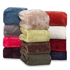berkshire blanket frosted tip fluffy blanket size: king, color