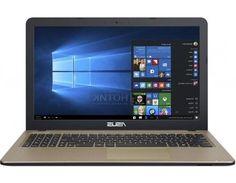 Ноутбук Asus X540SA (15.6 LED/ Pentium Quad Core N3700 1600MHz/ 2048Mb/ Hdd 500Gb/ Intel Hd Graphics 62Mb) Ms Windows 10 Home (64-bit) [90NB0B31-M00730]