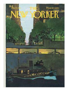 Arthur Getz Print at the Condé Nast Collection