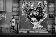 Street-Art de Monsieur Qui