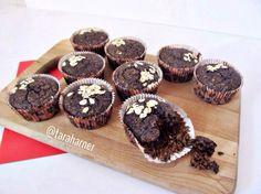 Mocha chocolate muffins