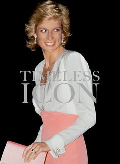 Timeless Icon: Lady Diana honored by Tods | Maison Chaplin - Book cost $100.00 and for those long time fans nothing appears new for the photos.