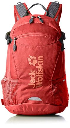 Jack Wolfskin HAM ROCK 16, Red Fire Season 2016 Fast and