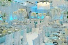 tiffany inspired wedding - Google Search