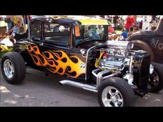 Back to the 50s car show June 21 to 24th 2012. - YouTube.... I had the best time of my life!!