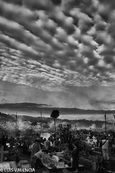 Santiago #Sacatepequez cemetery