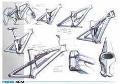 Mazda XCM on Behance