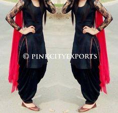 Patiala Dhoti Salwar Indian Ethnic Women Cotton Pant Dance Trouser Harem Pants #Unbranded #PunjabiPatialaSalwar