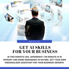 In this Robotic era, dependency on #robots is in upfront and more demanding in nature get your personalised assistant for  growth in #business.  #serviceindustry #services #clients #leads #socialtech #techservices #techforhire #difmtech #difm #difmgroup #doitforme #customer #technology #TechnologyRocks #TechnologyTheseDays #technologysolutions #ai #artificialintelligence #technologyinnovation