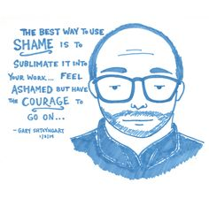Gary Shteyngart- 16 Pieces Of Indispensable Writing Advice In Magic Marker