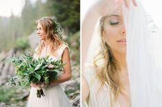 Stunning Bridal shoot in the Italian Dolomites