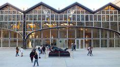 """Escultura """"Mujer Reciclada"""" Fernando Botero - Centro Cultural Estación Terminal Sur #MarDelPlata #Botero #Gif"""