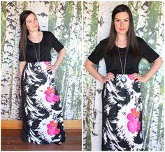 Hawaiian skirt for Mom