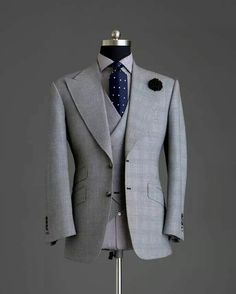 With pencil skirt. Wedding Suit Styles, Wedding Suits, Mens Tailored Suits, Mens Suits, Sharp Dressed Man, Well Dressed Men, Mens Fashion Suits, Fashion Outfits, Men's Fashion
