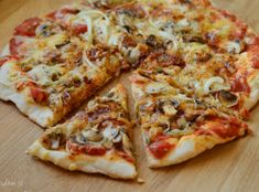Vegetable Pizza, Cheese, Vegetables, Healthy, Recipes, Food, Gastronomia, Diet, Essen
